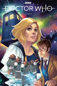 [Doctor Who Comics #3 (Cover A Hetrick) (Product Image)]