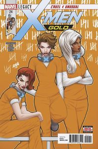 [X-Men: Gold #24 (Legacy) (Product Image)]