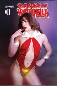 [Vengeance Of Vampirella #11 (Cover D Lee Cosplay) (Product Image)]