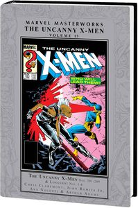 [Marvel Masterworks: Uncanny X-Men Volume 13 Hardcover (Product Image)]