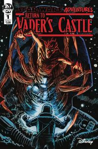 [Star Wars Adventures: Return To Vaders Castle #1 (Cover A Franca) (Product Image)]