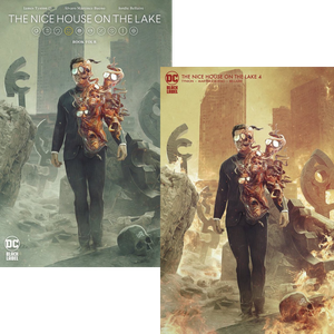 [The Nice House On The Lake #4 (Bjorn Barends Variant Set) (Product Image)]