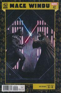 [Star Wars: Jedi Republic: Mace Windu #2 (40th Anniversary Variant) (Product Image)]