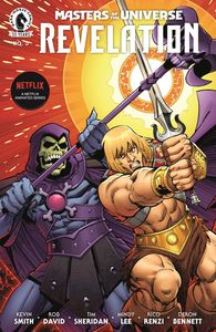 [Masters Of The Universe: Revelation #3 (Cover B) (Product Image)]