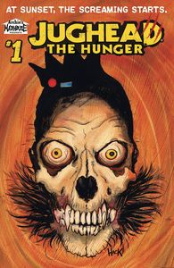 [Jughead: The Hunger #1 (Cover B Hack) (Product Image)]