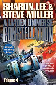 [A Liaden Universe Constellation: Volume 4 (Product Image)]