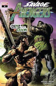 [Savage Avengers #8 (Product Image)]