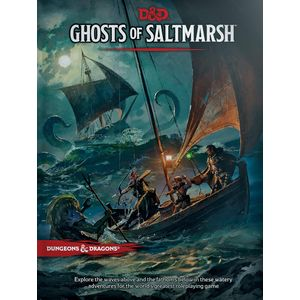 [Dungeons & Dragons: Ghosts Of Saltmarsh (Product Image)]
