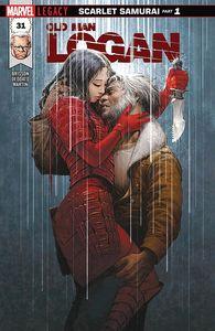 [Wolverine: Old Man Logan: Volume 7: Scarlet Samurai (Product Image)]