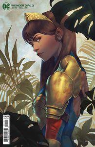 [Wonder Girl #2 (Will Murai Cardstock Variant) (Product Image)]