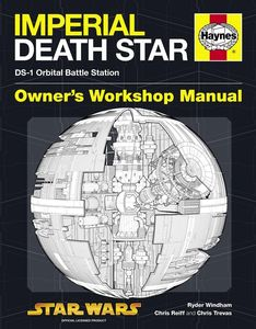 [Haynes Manual: Death Star: DS-1 Orbital Battle Station (Hardcover) (Product Image)]