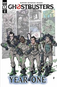 [Ghostbusters: Year One #1 (Lattie Variant) (Product Image)]