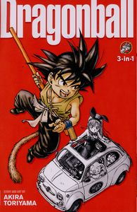 [Dragon Ball: 3-In-1 Edition: Volume 1 (Product Image)]