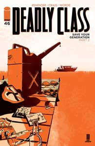 [Deadly Class #46 (Cover A Craig & Wordie) (Product Image)]