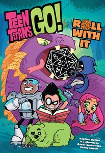 [Teen Titans Go!: Roll With It (Product Image)]