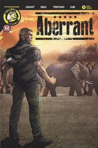 [Aberrant #5 (Cover B Leon Dias) (Product Image)]