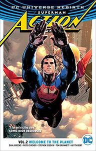 [Superman: Action Comics: Volume 2: Welcome To The Planet (Rebirth) (Product Image)]