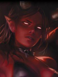 [Red Sonja: Age Of Chaos #3 (Chew Sneak Peek Virgin Variant) (Product Image)]