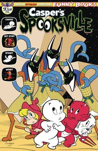 [Casper's Spooksville #3 (Shanower Main Cover) (Product Image)]