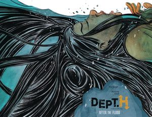 [Dept. H: Volume 2: After The Flood (Hardcover) (Product Image)]