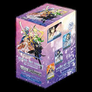 [Weiß Schwarz: Sword Art Online: Alicization: Volume 2 (Booster Pack) (Product Image)]