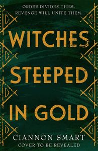 [Witches Steeped in Gold (Product Image)]