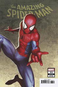 [Amazing Spider-Man #33 (Basri Variant) (2099) (Product Image)]