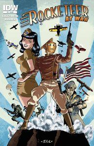 [Rocketeer At War #1 (Product Image)]