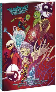 [Gladstones: School World Conquerors: Volume 3: Scorpio Kane (Hardcover) (Product Image)]