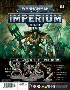 [Warhammer 40K: Imperium #4 (Product Image)]