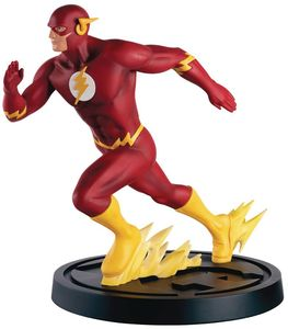 [DC: Superhero Best Of Figure Magazine Special #9: Mega Flash (Product Image)]