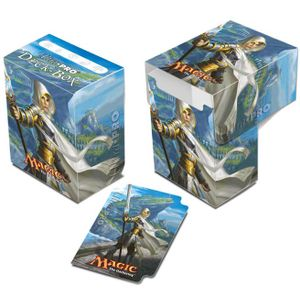 [Magic The Gathering: Top Loading Deck Box: Theros 1 (Product Image)]