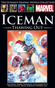 [Marvel Graphic Novel Collection: Volume 234: Iceman Thawing Out (Hardcover) (Product Image)]