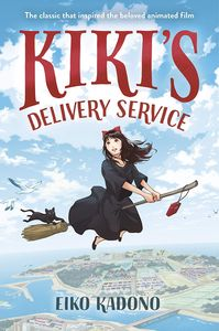 [Kiki's Delivery Service (Library Binding) (Product Image)]