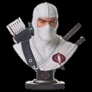 [G.I. Joe: Legends In 3D Bust: Stormshadow (Product Image)]