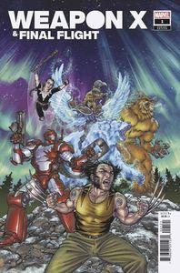 [Heroes Reborn: Weapon X & Final Flight #1 (Yardin Variant) (Product Image)]