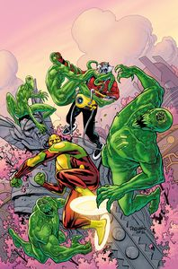 [Mister Miracle: The Source Of Freedom #5 (Cover A Yanick Paquette) (Product Image)]