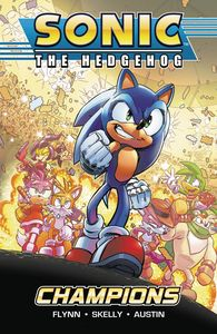 [Sonic The Hedgehog: Volume 5 (Product Image)]