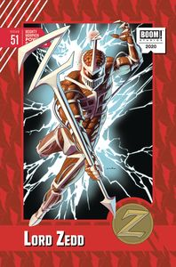 [Mighty Morphin Power Rangers #51 ( Incentive Variant) (Product Image)]