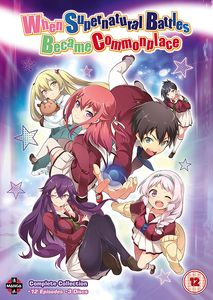 [When Supernatural Battles Become Common Place: Complete Collection (Product Image)]