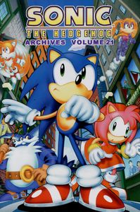 [Sonic The Hedgehog: Archives: Volume 21 (Product Image)]