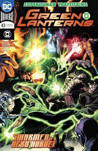 [Green Lanterns #43 (Product Image)]