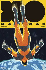 [X-O Manowar (2017) #14 (Cover B Allen) (Product Image)]