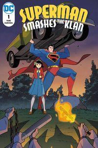 [Superman Smashes The Klan #1 (Product Image)]
