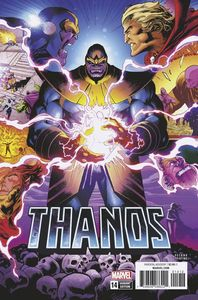 [Thanos #14 (2nd Printing Shaw Variant) (Legacy) (Product Image)]