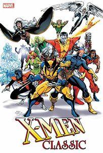 [X-Men: Classic: Omnibus (Hardcover) (Product Image)]