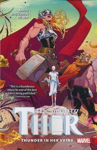 [Mighty Thor: Volume 1: Thunder In Her Veins (Product Image)]