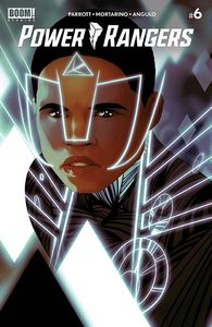 [Power Rangers #6 (Cover F Montes Variant) (Product Image)]