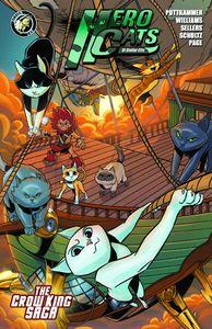 [Hero Cats: Volume 3 (Product Image)]