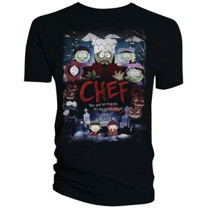 [South Park: T-Shirt: Spooky Chef (Product Image)]